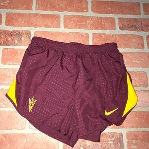 Nike Arizona State running shorts